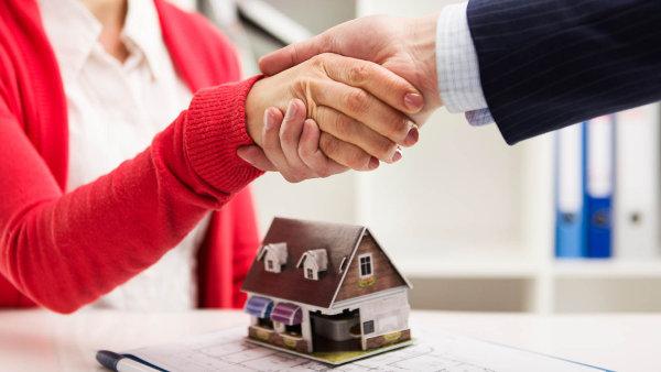 Zájem o hypotéky byl loni rekordní (ilustrační foto).