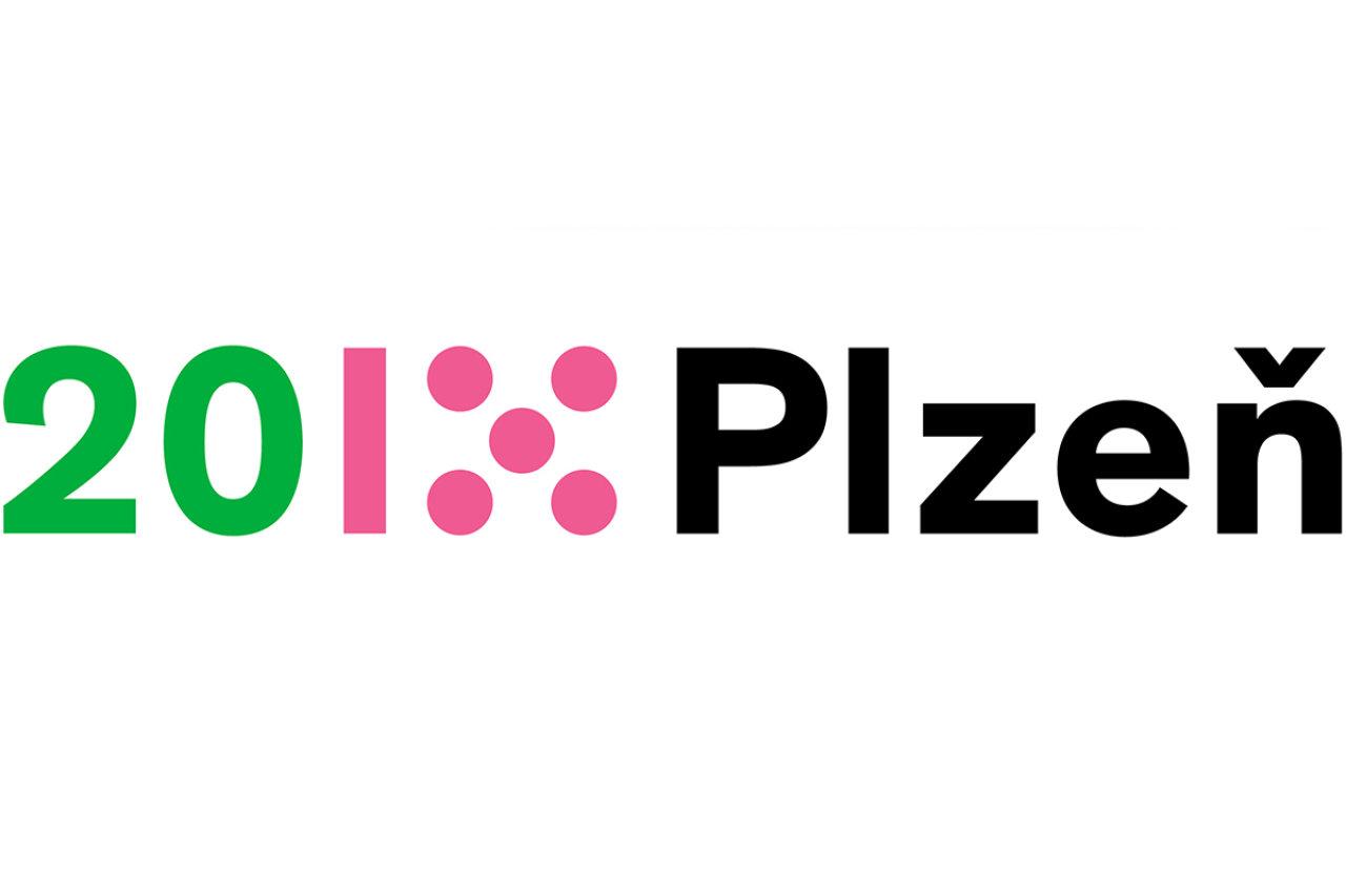 Logo Plzně využívané v letech 2012 - 2016