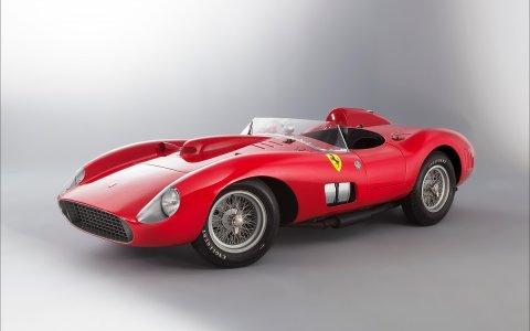 Nejdra��� auto sv�ta? V Pa��i vydra�ili Ferrari za 866 milion� korun