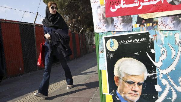 Předpokládá se, že páteční volby v Íránu nepřinesou žádnou velkou změnu.