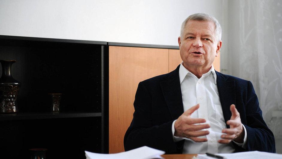 Ocelář Zdeněk Zemek