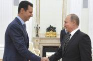 Putin nečekaně navštívil Sýrii. Setkal se s Asadem a nařídil stažení ruských vojáků