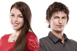 Marie Štouračová a Matej Leskovjanský, digitální a marketingová agentura RobertNemec.com