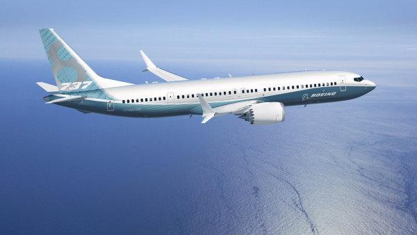Boeing - Ilustrační foto.
