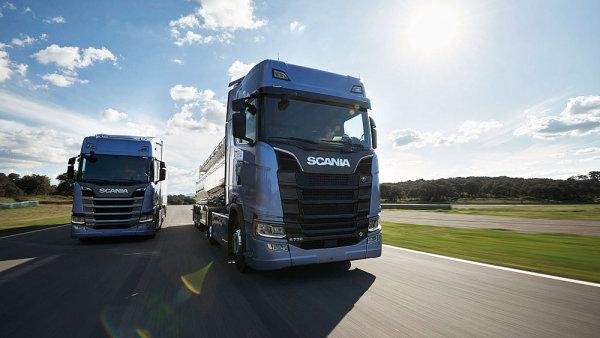 Scania byla podle Evropské komise součástí kartelu - Ilustrační foto.