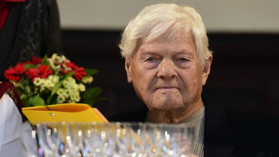 Jiří Brady změnil oslavy 28. října. Prezident Miloš Zeman mu odmítl udělit státní vyznamenání, pamětník holokaustu to bere s nadhledem.