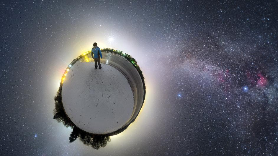 NASA, Česko, vesmír
