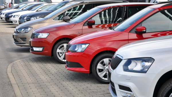 Prodej aut vzrostl na rekordních 259 693 vozů - Ilustrační foto.