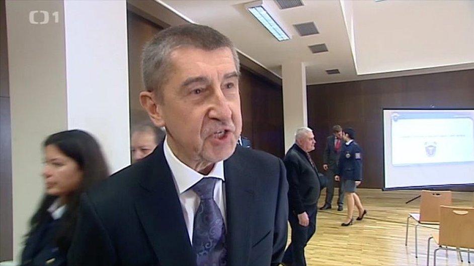 Reportérka ČT: Babiš čeká, že o něm budeme točit hezké medailonky, ale jeho média se ptát nebudou.