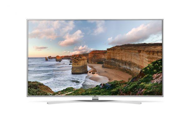 4K televize LG 55UH7707