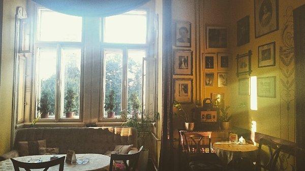 Kavárna Daniel