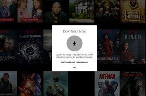 Dovolená bude veselejší: Videa z Netflixu na cesty si stáhnete i v aplikaci pro Windows 10
