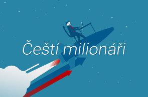 Čeští milionáři
