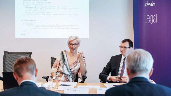Seminářem provázeli advokáti Iva Baranová spolu s Filipem Horákem.