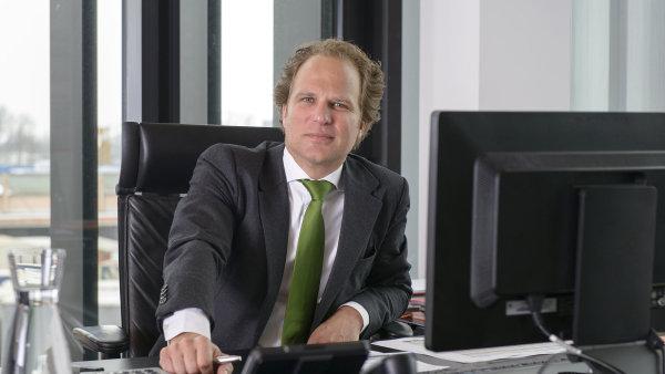 Heinz Senger Weiss – člen představenstva společnosti Gebrüder Weiss