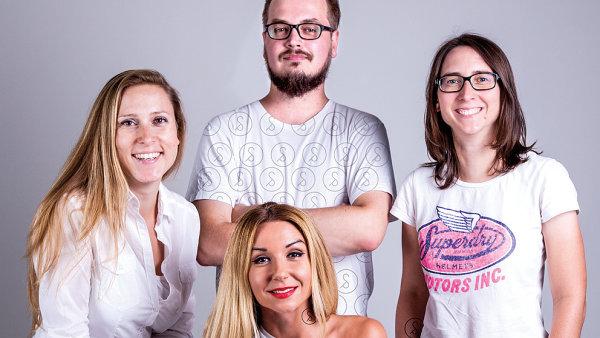 Zuzana Fialová, Jacek Kaczmarek, Iva Frühaufová a Eva Fišerová