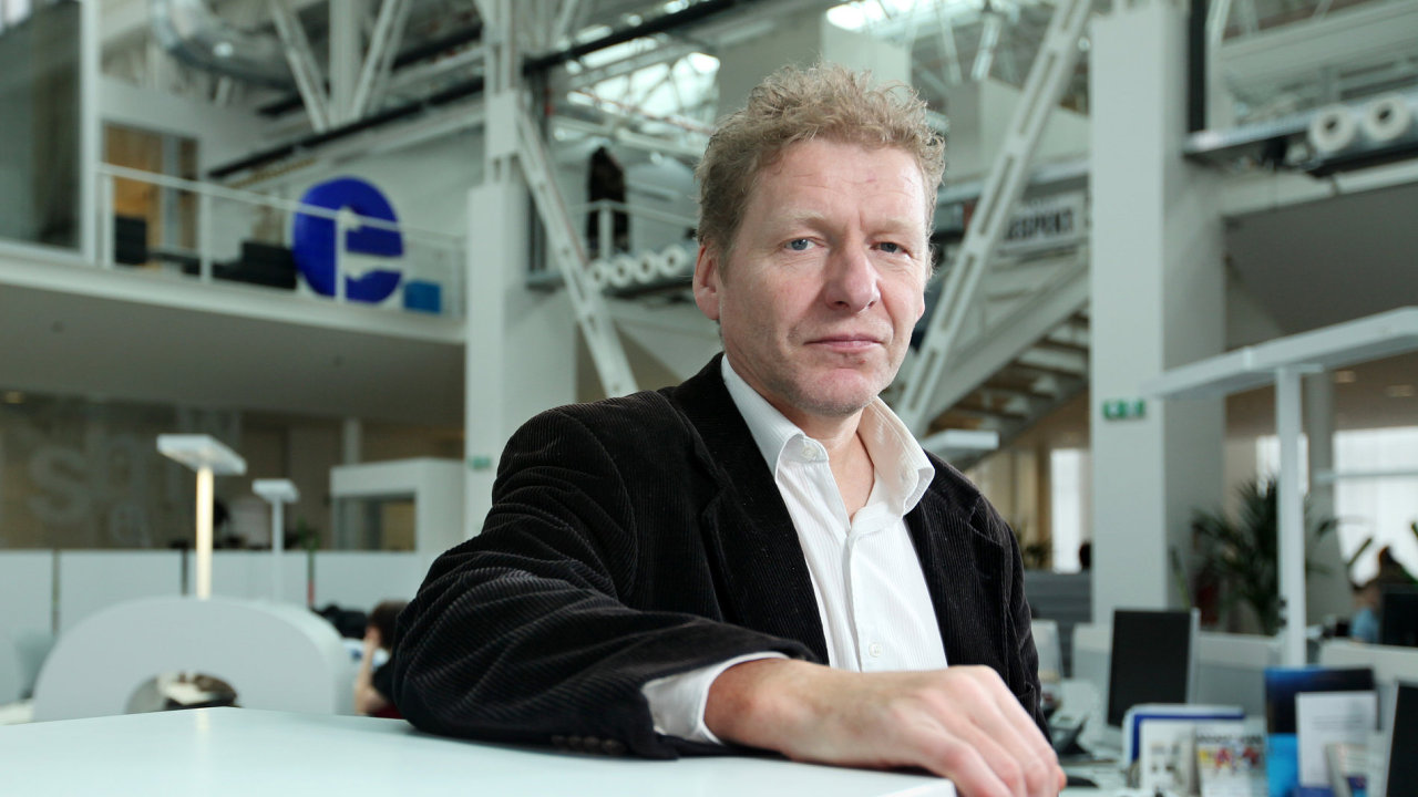 Daniel Anýž, redaktor aktuálně.cz