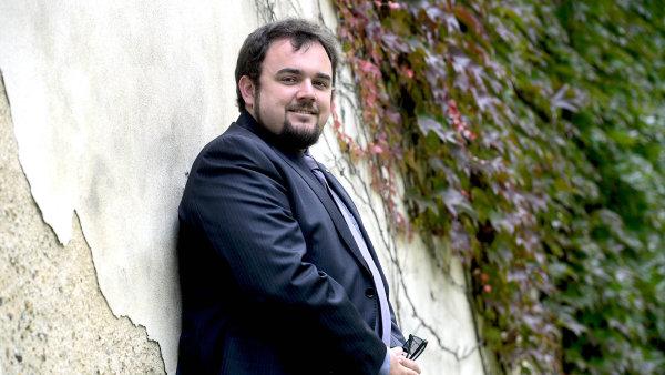 Advokát Marek Hlaváč.