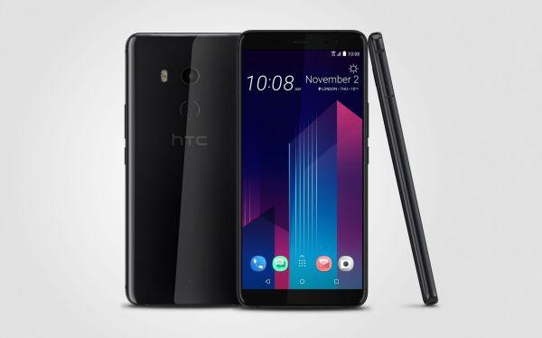 HTC U11+ ze všech stran