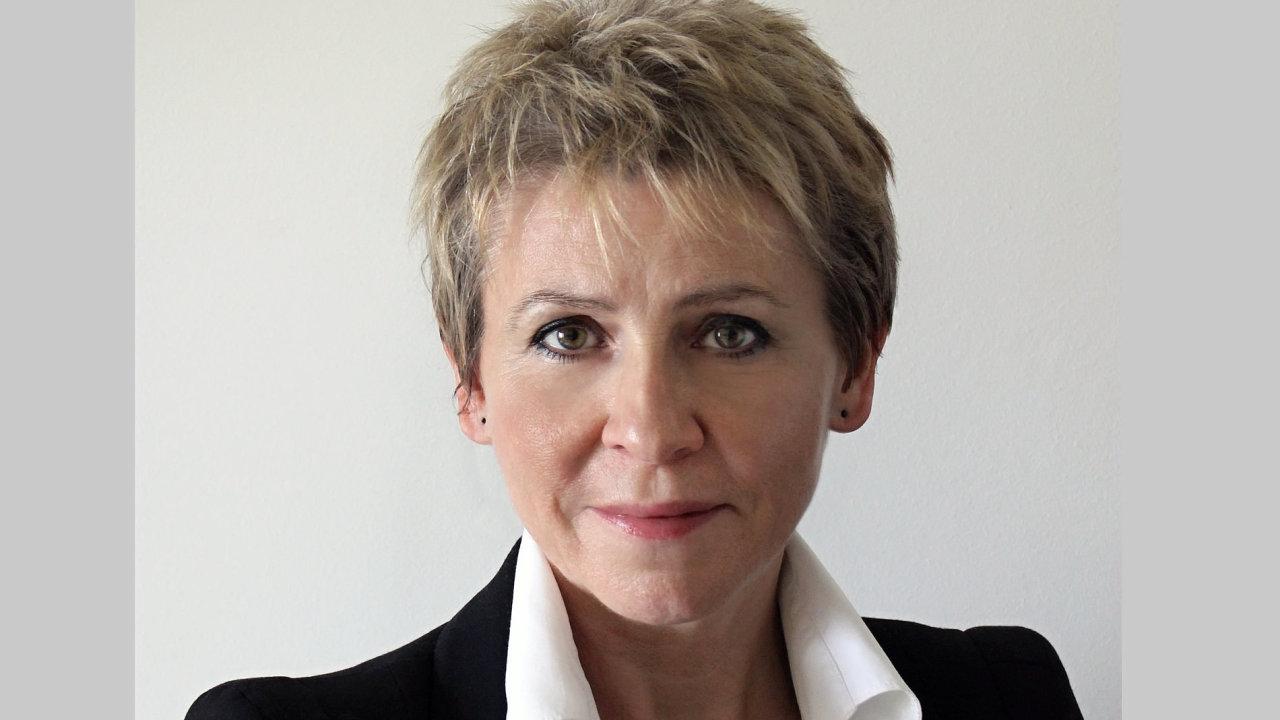 Marta Gažiová, ředitelka pro ošetřovatelskou péči společnosti Alzheimercentrum