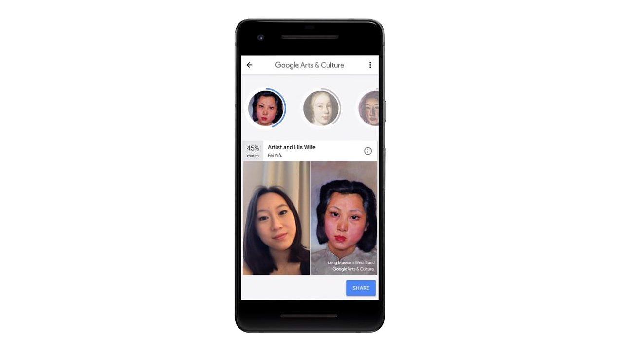 Produktová ředitelka Google Michelle Huo.