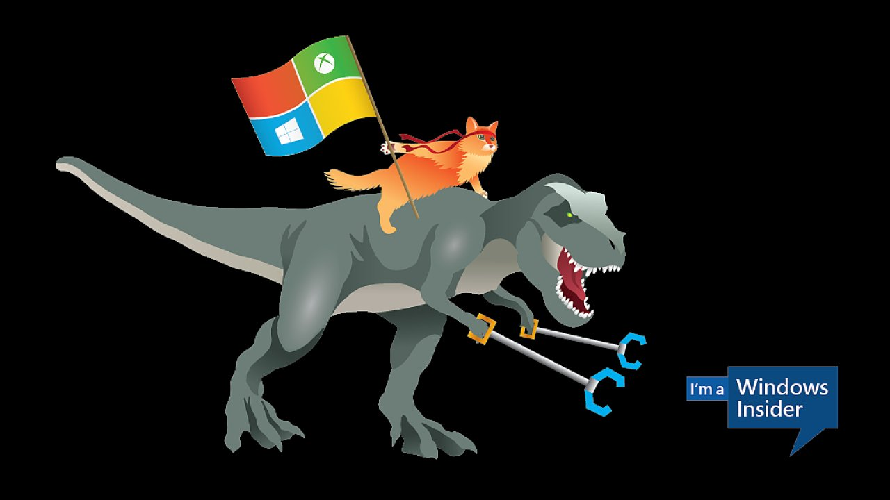 Windows 10 je možné testovat v programu Windows Insider. Jeho maskotem je