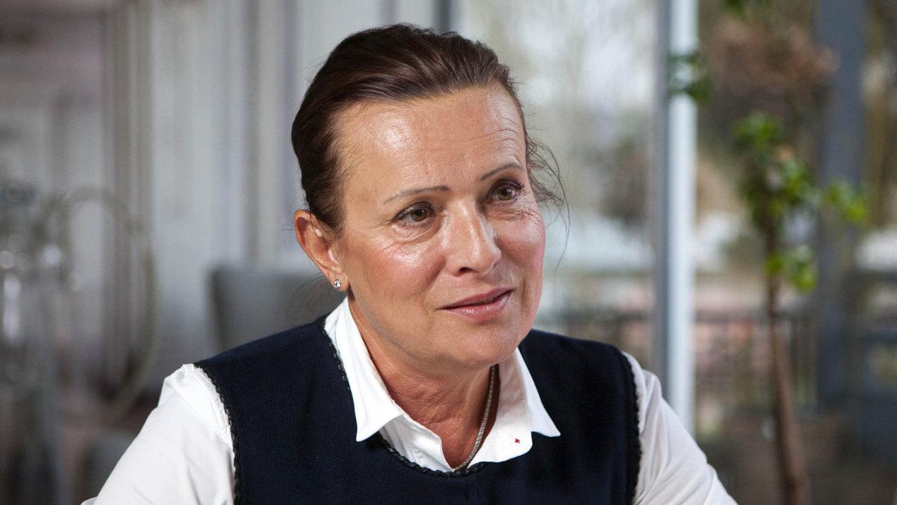Šéfka ERÚ Alena Vitásková udělila pokuty společnostem Pražská teplárenská a Veolia Energie. Mezi poškozené zákazníky by měly rozdělit přes 200 milionů korun.