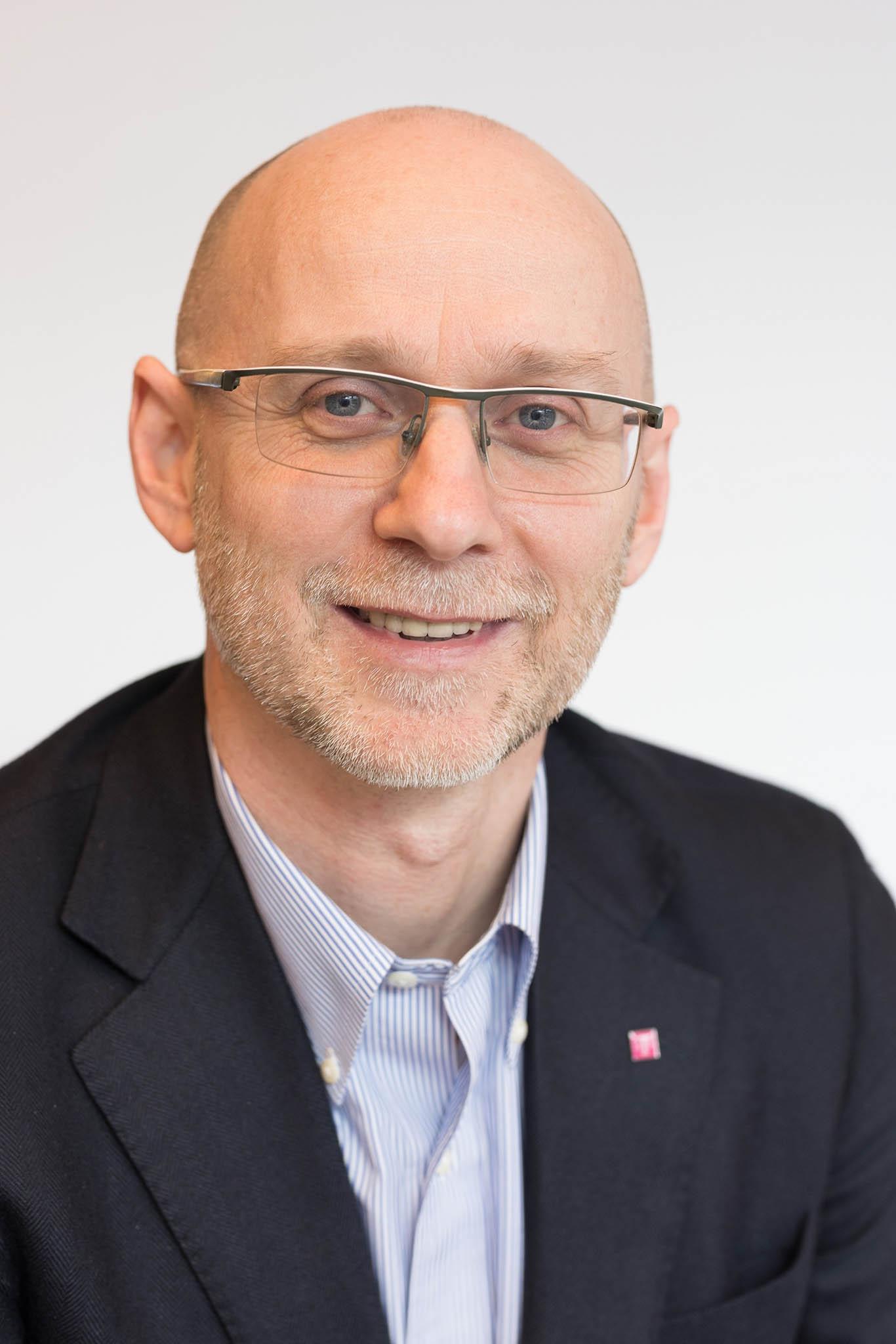 Jiří Vacek, výkonný ředitel lidských zdrojů, T-Mobile Czech Republic a Slovak Telekom