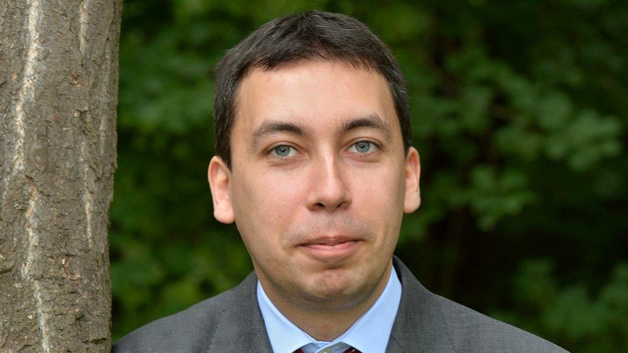 Daniel Šimáně, vedoucí právního oddělení ve Skanska Reality