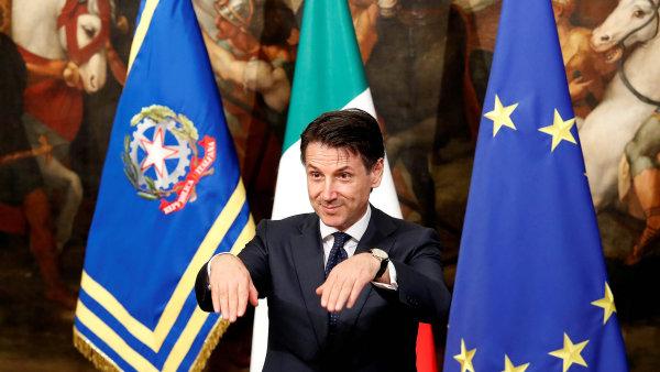 Itálie ustoupila Evropské unii. Sníží schodek rozpočtu pro příští rok a vyhne se tak finančním sankcím