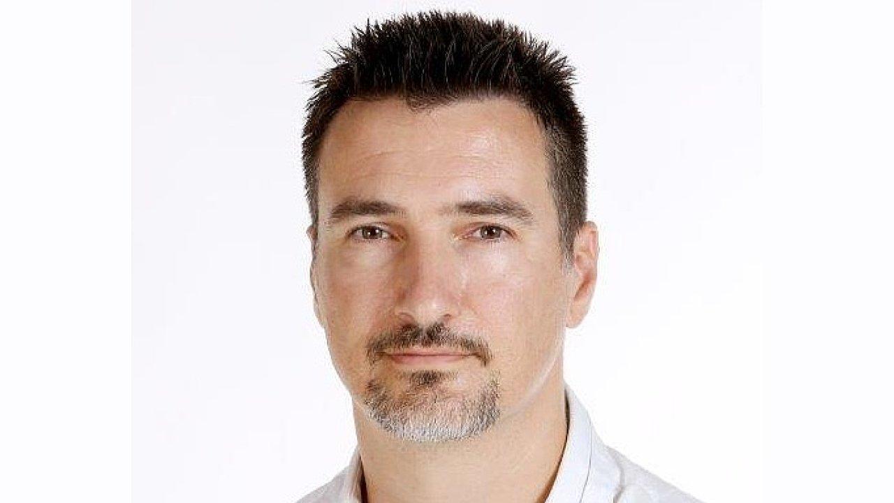 Ladislav Šimek, generální ředitel společnosti SG GEOTECHNIKA