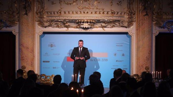 Vyhlášení vítězů proběhlo na galavečeru v Grand Hotelu Bohemia v Praze.
