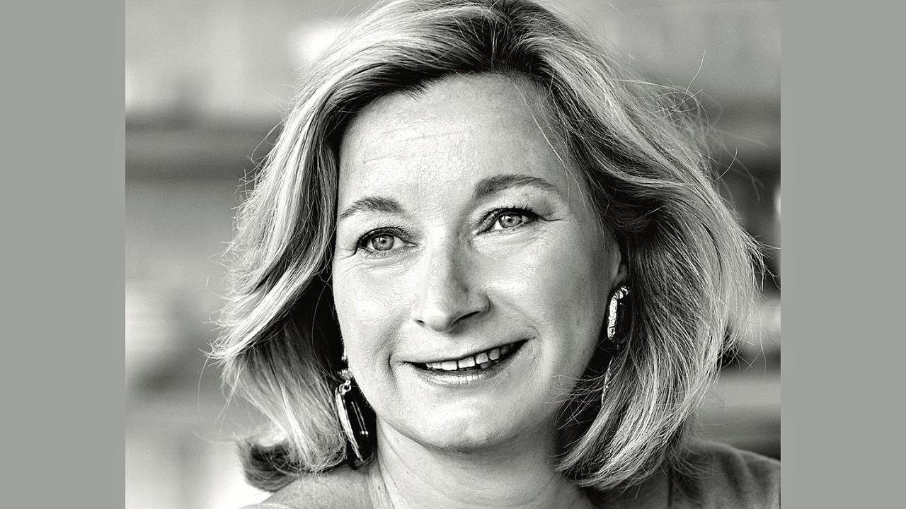 Renata Mrázová,personální ředitelka skupiny Home Credit