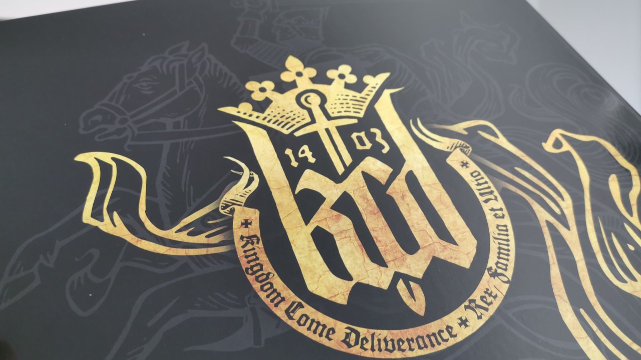 Album Kingdom Come Deliverance na vinylu