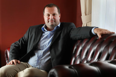 Třetí nejbohatší Čech, podnikatel Radovan Vítek.