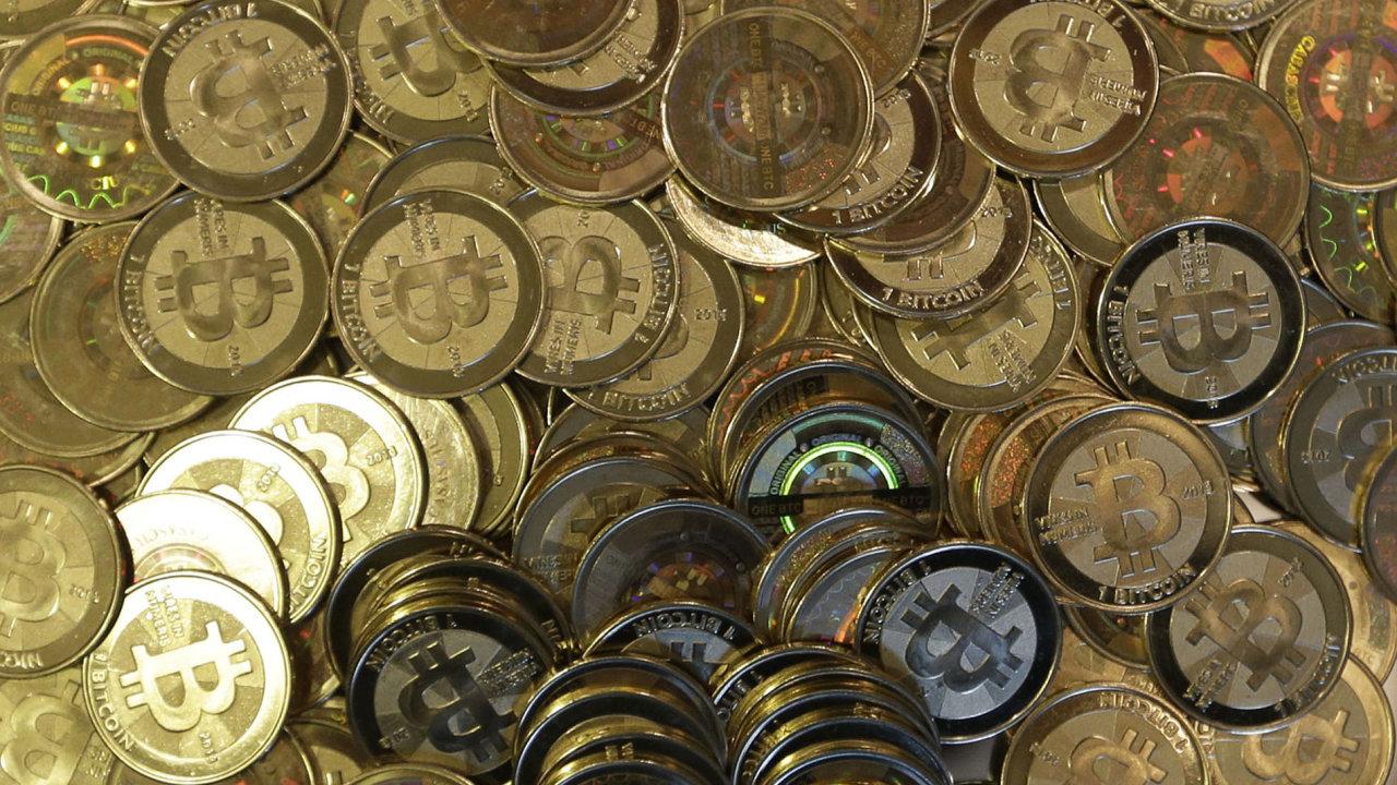Virtuální měna - ilustrační foto