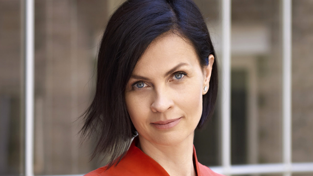 Veronika Tamchynová, ředitelka PR a komunikace Four Seasons Hotel Prague