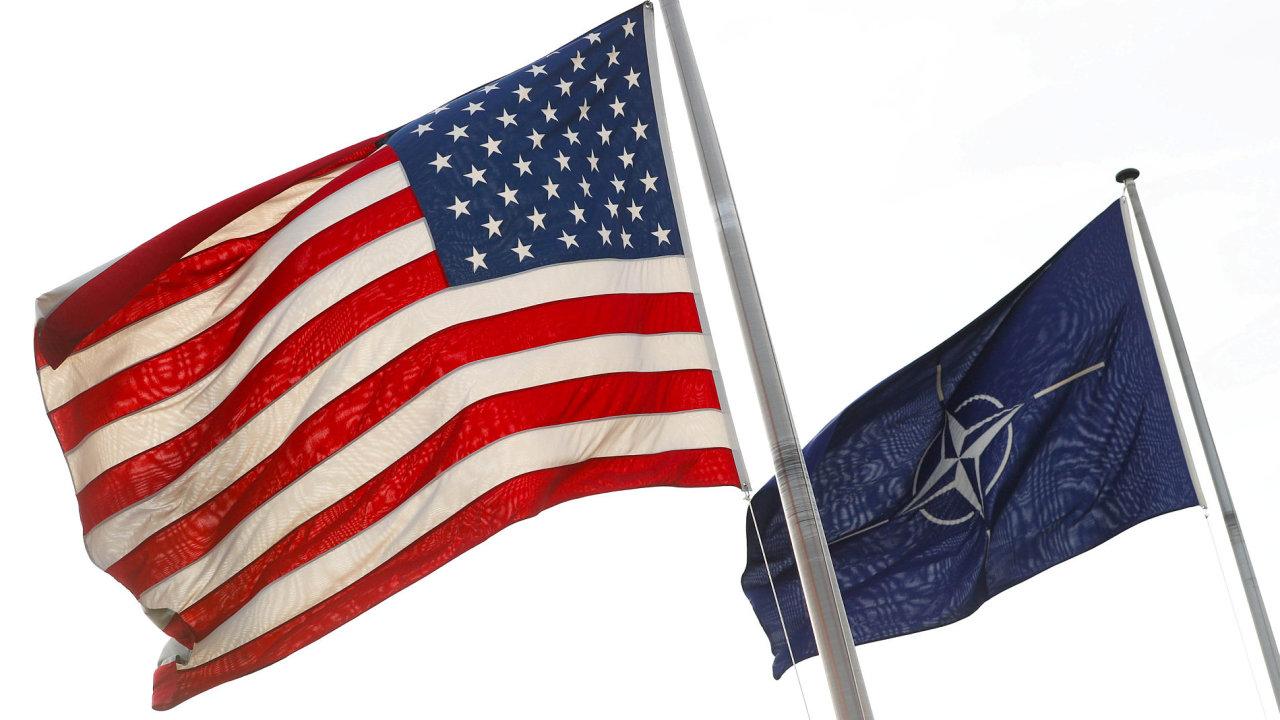 Prezident USA Trump přehodnotil svůj názor na Severoatlantickou alianci. – Ilustrační foto