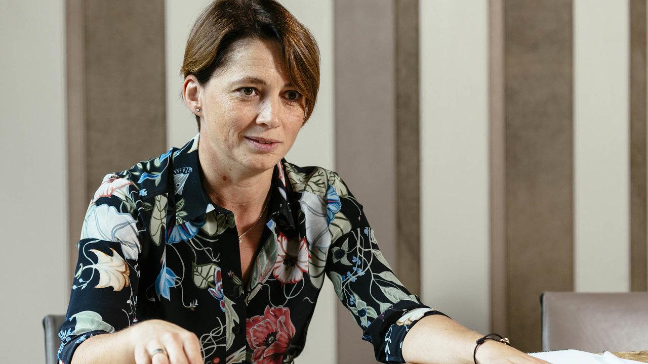 Ve středu 15. ledna oslaví narozeniny například finanční ředitelka skupiny PPF Kateřina Jirásková.