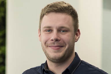 Jakub Sedlmajer, Key Account Manager společnosti Axis Communications