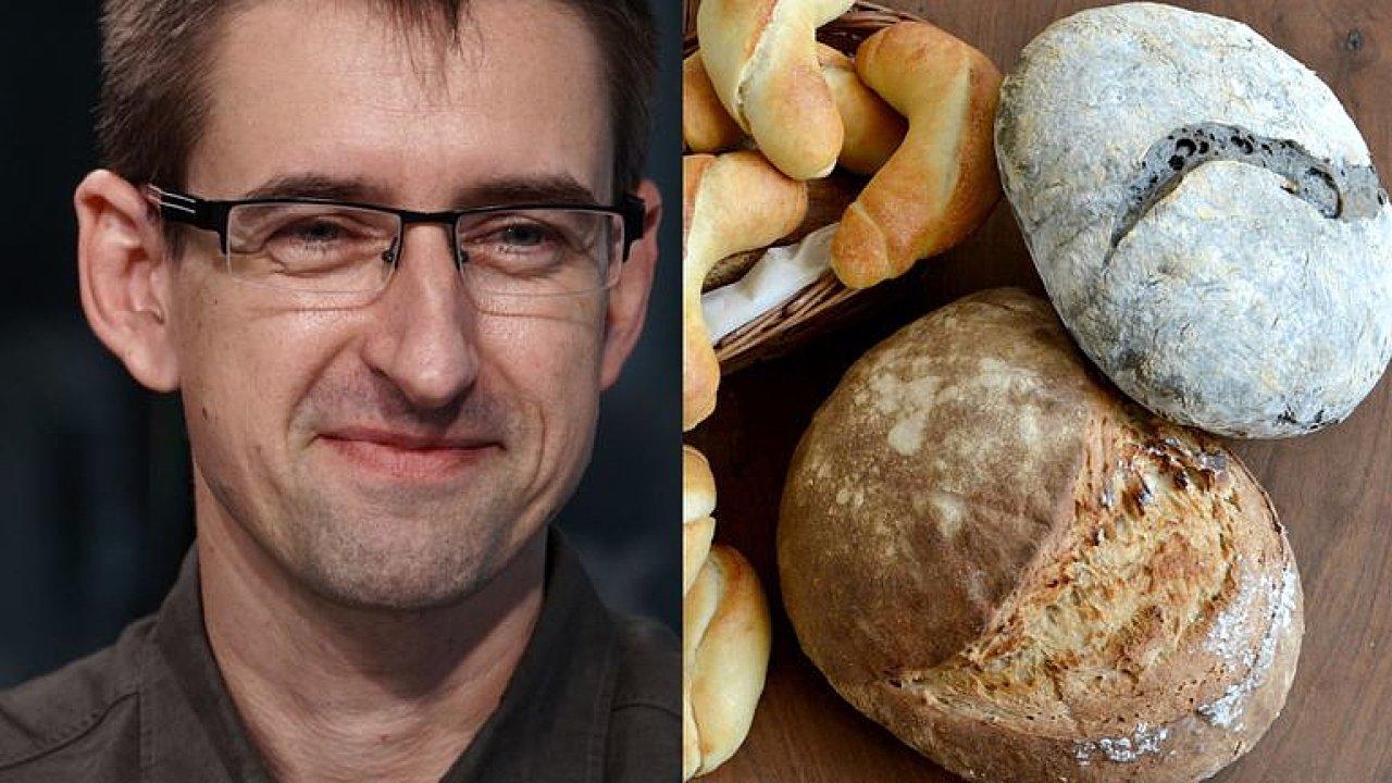 Ajťák pekařem chleba: Můj kvásek je Bohouš, beru ho všude s sebou a mluvím s ním