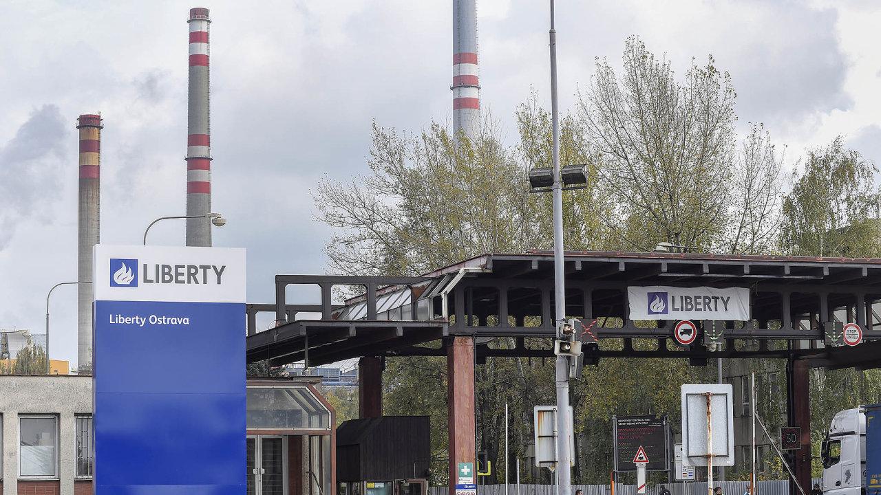 Liberty Ostrava žádá změnu pravidel pro pomoc firmám postiženým koronakrizí.