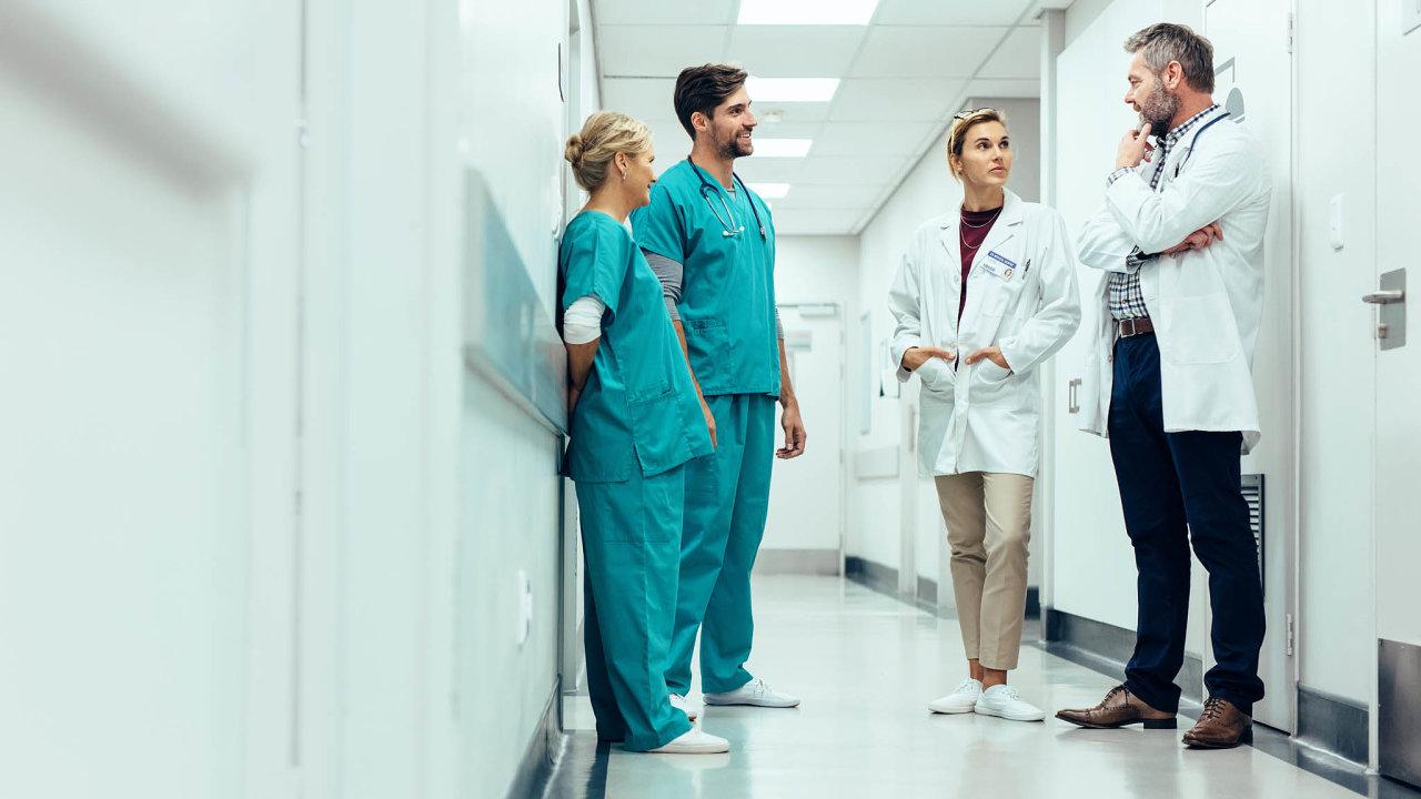 Díky podpoře Evropské unie ve výši 277,1 milionu korun bylo podpořeno 16 paliativních týmů – sedmvnemocnicích, devětvrámci specializované péče.