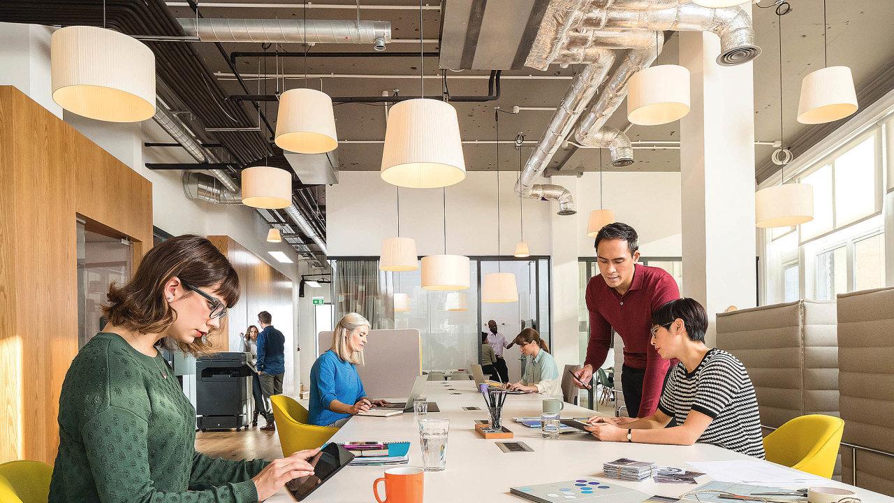 Nároky na rychlost a kvalitu tisku a také skenování a automatický oběh dokumentů v moderních kancelářích neustále rostou.