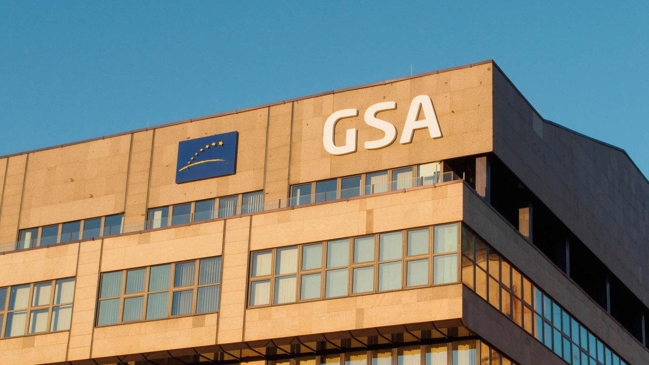 Česko vevesmíru: Zcentrály Galilela (GSA) vPraze se má stát Agentura EU pro kosmický program.