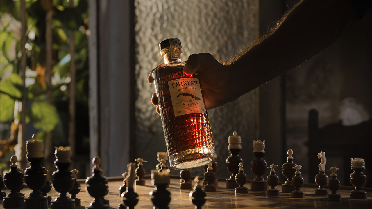 Rum Eminente Consumption Reserva 55