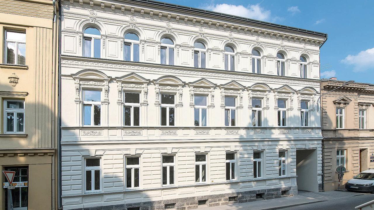 Nemovitosti společnosti Heimstadense vČeské republice zvelké části nacházejí naseverní Moravě.