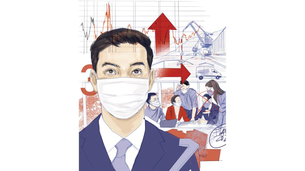 Dvě třetiny malých astředních podniků tvrdí, že jim pandemie koronaviru ublížila. Plné třetině znich poklesly zakázky, pětina musela omezit nebo přerušit podnikání, snížil se počet klientů a tržby.