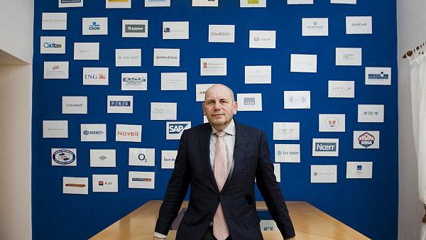 Český ekonom Michal Mejstřík