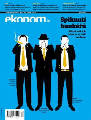 Týdeník Ekonom - č. 30/2012